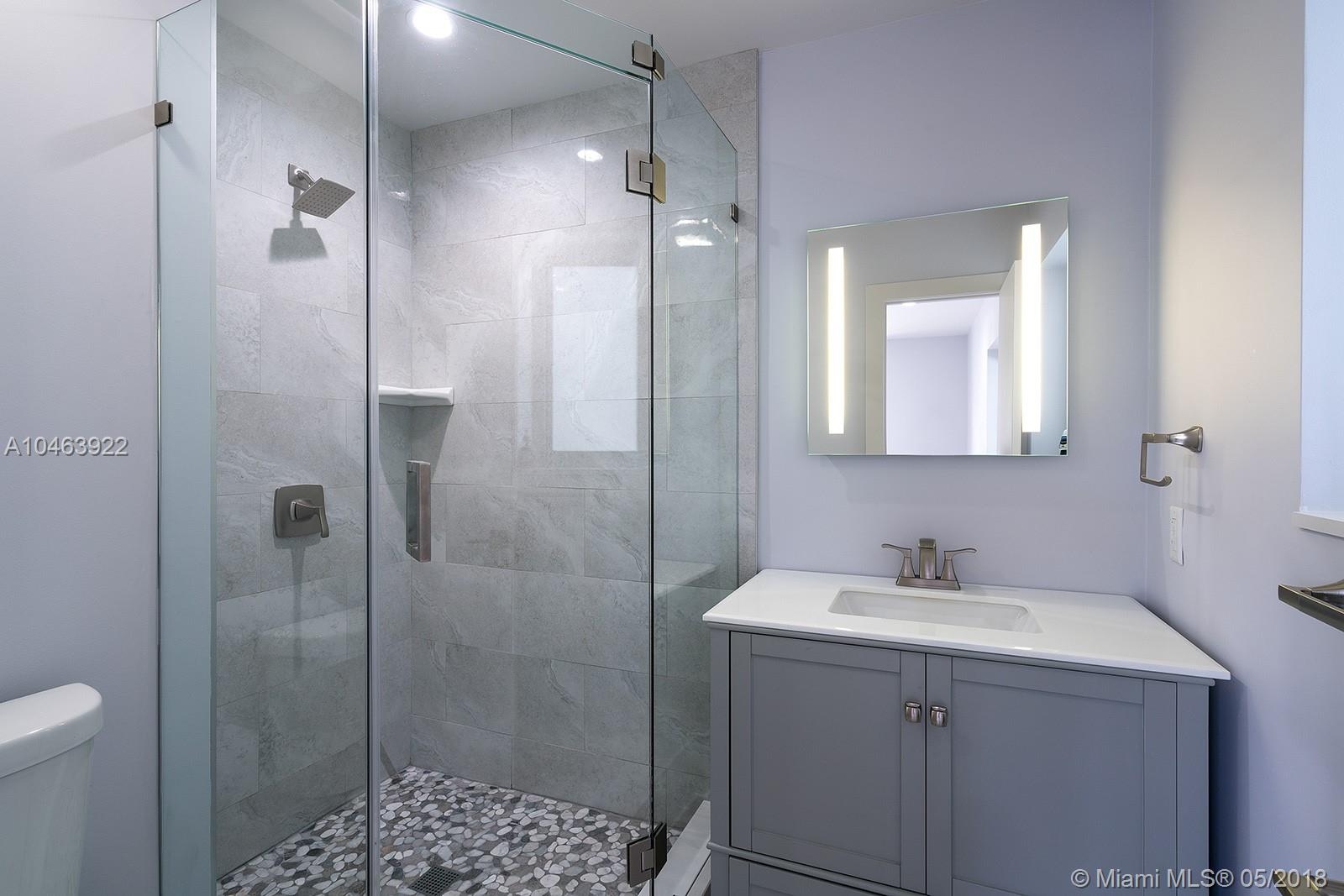 Modern-Design Bathroom Remodel