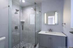 Modern-Design Bathroom Remodel