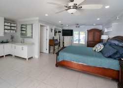 Open Master Bedroom Suite Remodel
