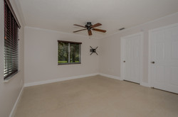Newly Remodeled Master Bedroom Suite
