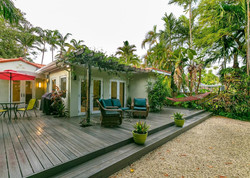 Absolutely Stunning Backyard Terrace