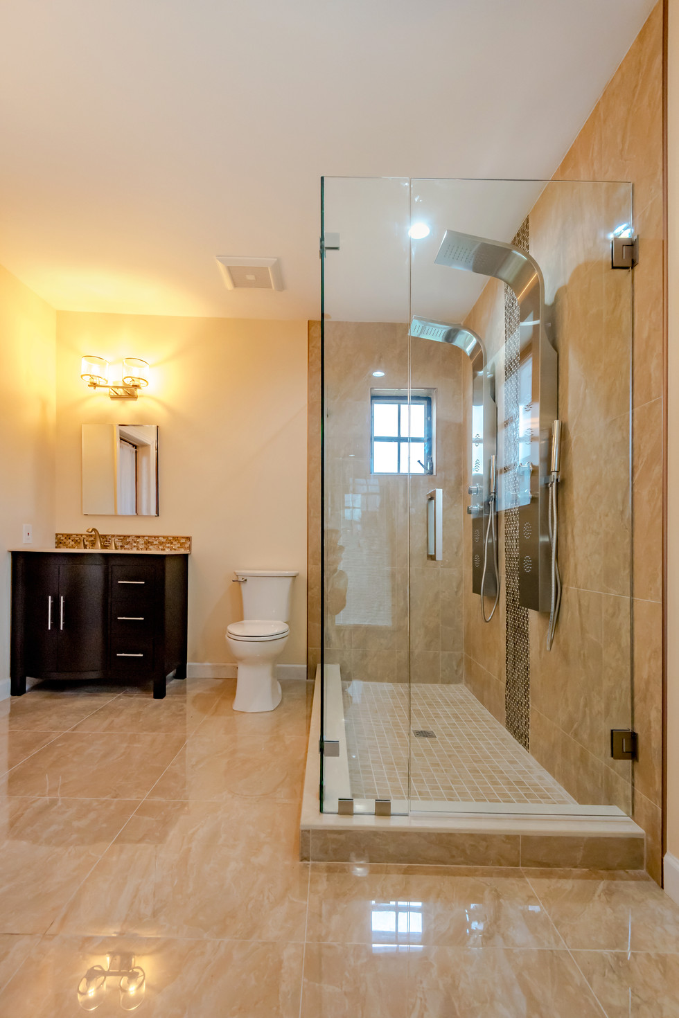 Open-Layout Master Bathroom Remodel 2