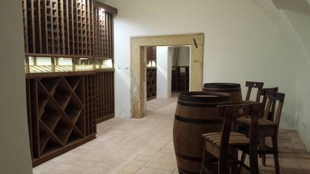 Pasivní sklep Casa Serena