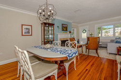 Traditional Dining Room Remodel