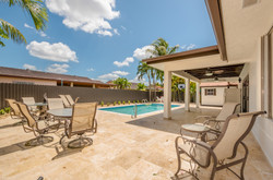 Stunning Backyard Terrace Remodel
