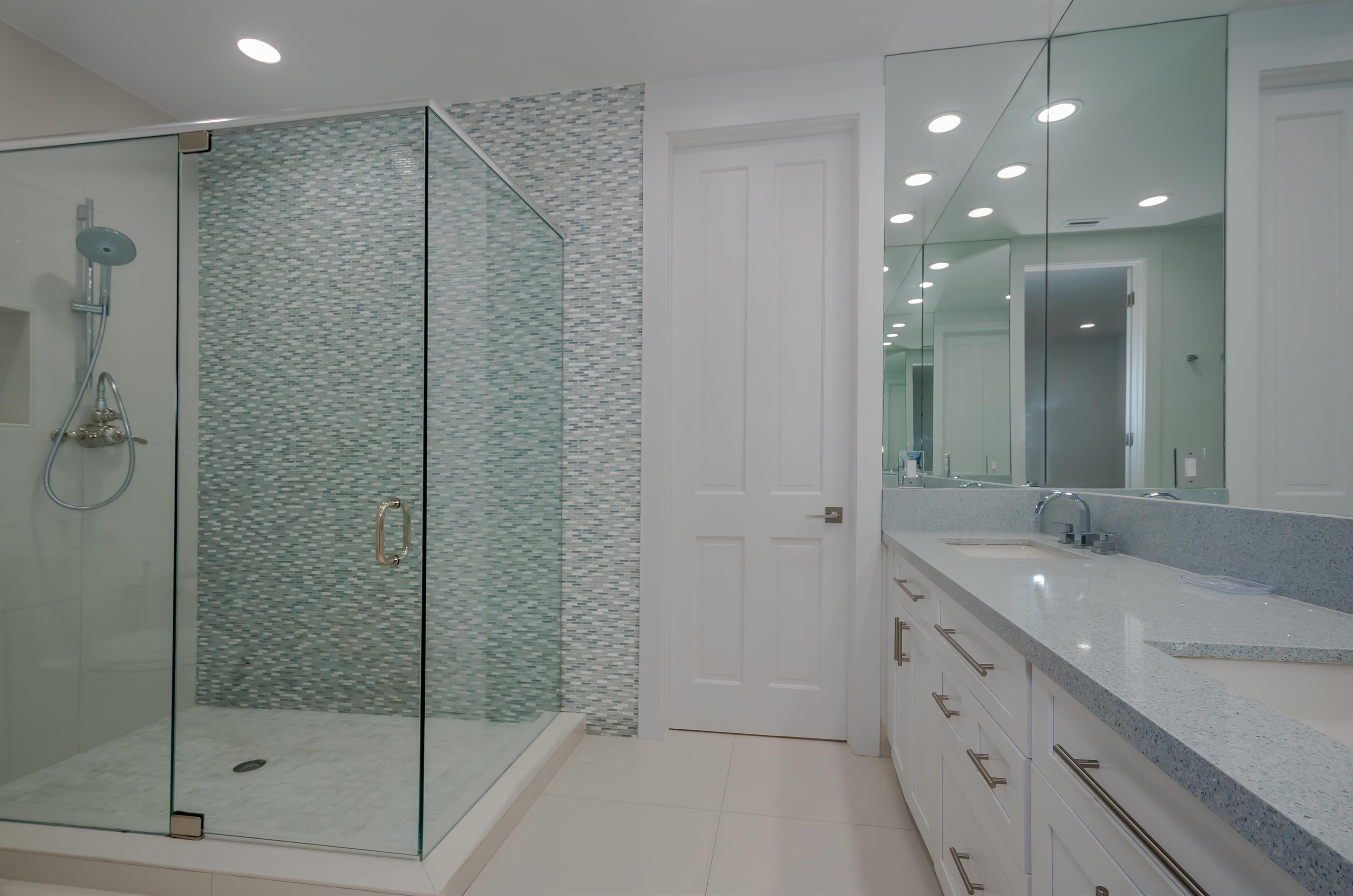 Elegant Jack & Jill Bathroom Remodel