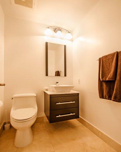 Modern Guest Bathroom Design