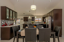 Custom Contemporary Kitchen Remodel