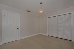 Contemporary Guest Bedroom Remodel