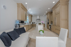 Contemporary Style Kitchen Remodel
