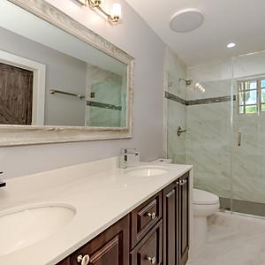 West Kendall: Two Bathroom Remodels