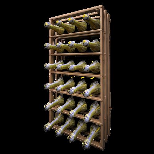 Stojany na víno Classic CHAMPAGNE
