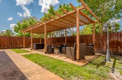 Custom Backyard Terrace & Pergola
