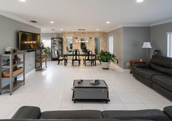 4Open-Layout Living Room Remodel