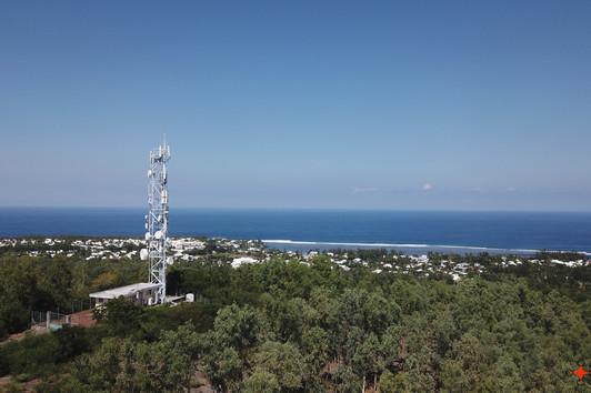 Antenne Gros Piton d'Etang salé