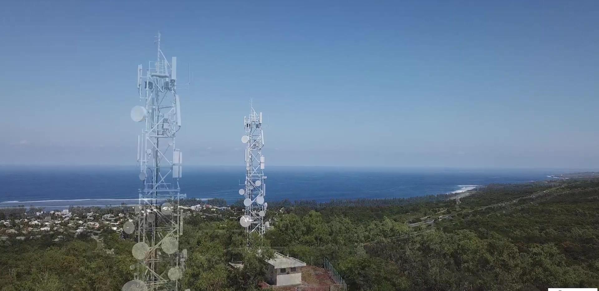 Antenne Gros Piton