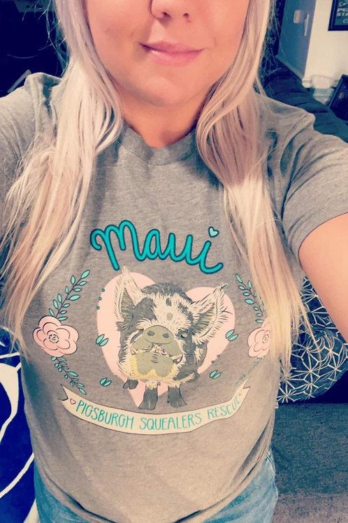 Maui tri-blend tshirt