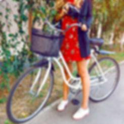 레이디의 자전거