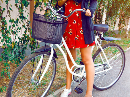 Looks we love: cycle chic