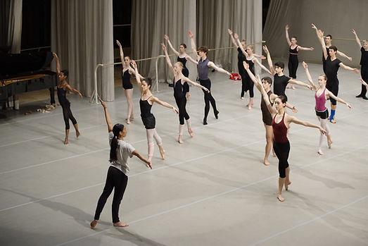 Bolshoi Ballet Academy masterclass 2014.