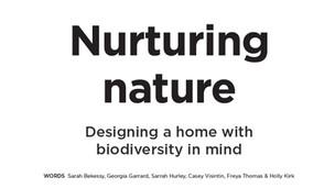 nurturing nature