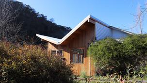 alpine cottage