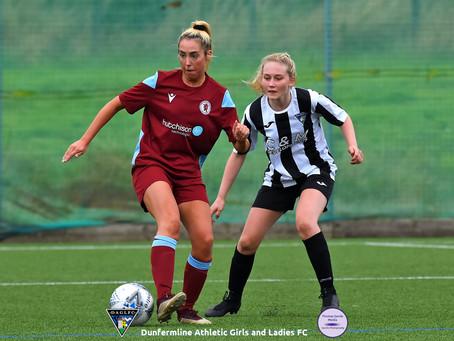 Dryburgh Athletic 3-0 Dunfermline