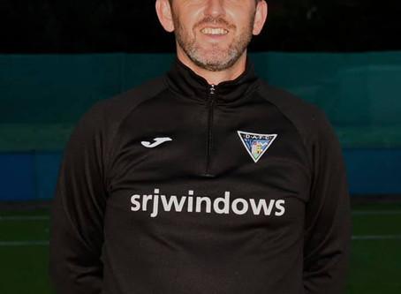Say hello to new coach Murdo Steven