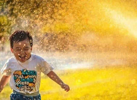Çocuklarda Proprioseptif duyu nasıl geliştirilir?