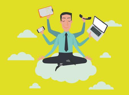 İş Yerinde Stresle Başa Çıkmak İçin 5 Öneri