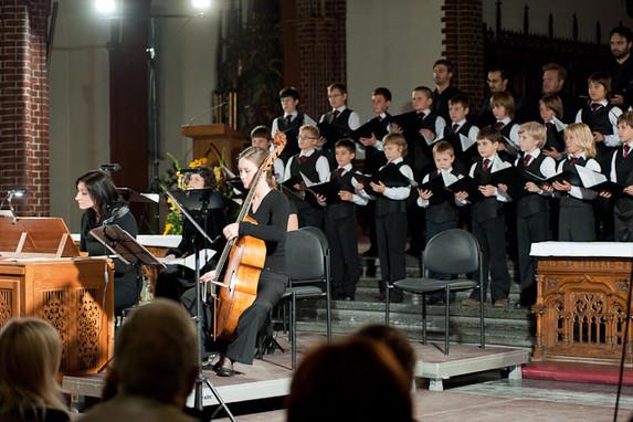 Chór Chłopięcy Filharmonii Wrocławskiej