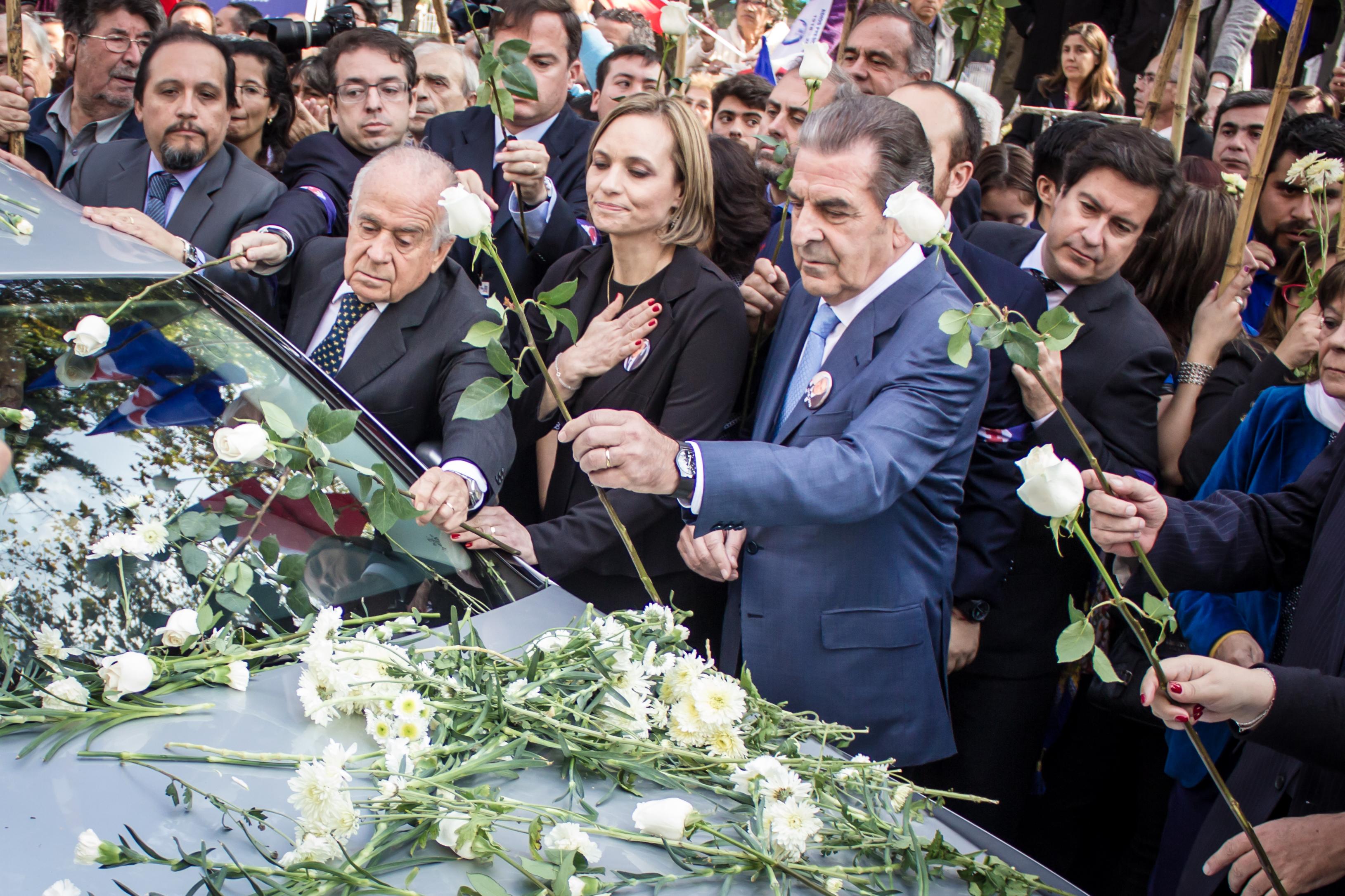 Funeral ex- Presidente Aylwin