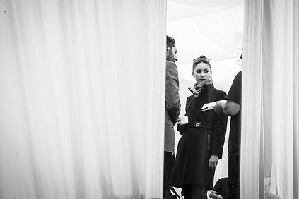 Backstage Photography. Fran Núñez