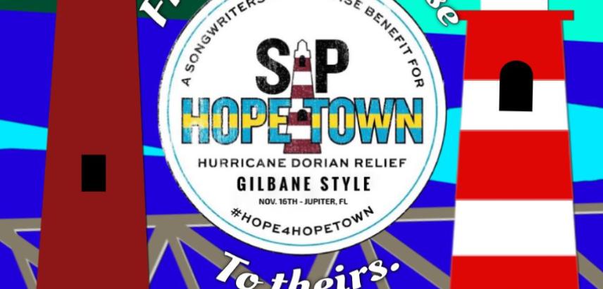 Hope 4 Hope Town  Dinner Fundraiser 11.16.19