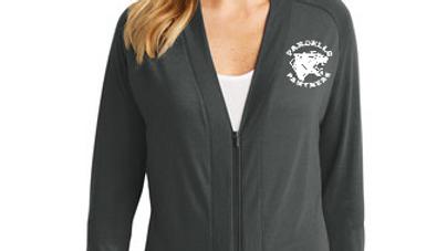 Port Authority® Ladies Concept Bomber Cardigan