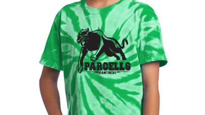 YOUTH tye dye T-shirt