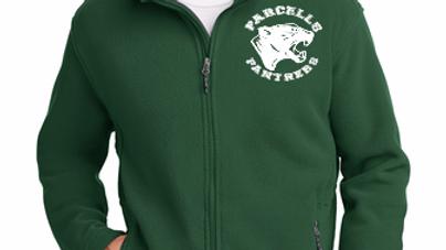 MENS Fleece Zip Jacket