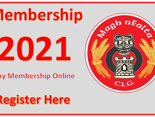 CLUB REGISTRATION NOW OPEN