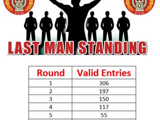 Last Man Standing Update