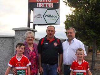 €15,000 Lotto Winners