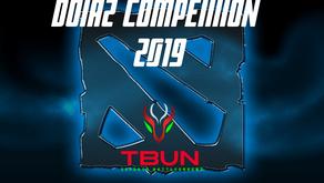 TBUN CC  DOTA 2 competition 2019!