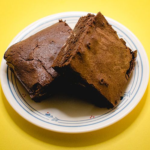 Chocolate Malt Brownie