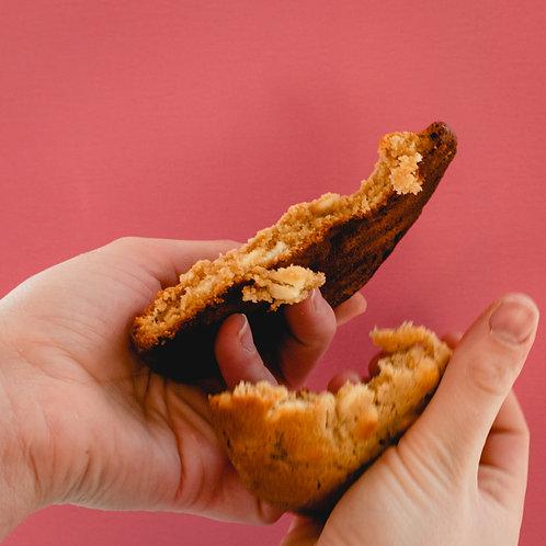 Miso Peanut Butter Cookie