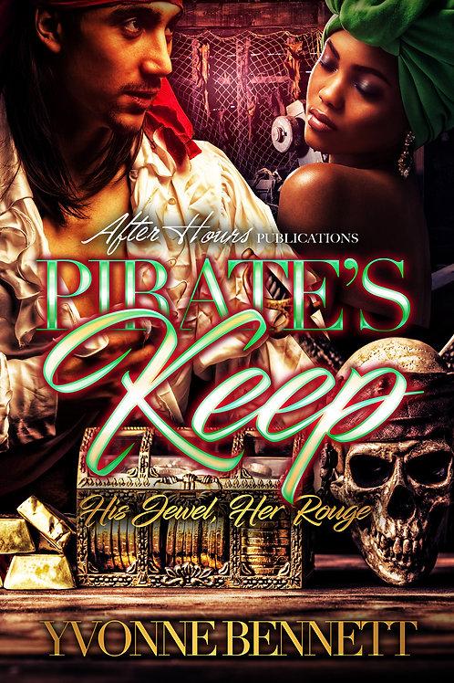 Pirates's Keep; His Jewel, Her Rogue