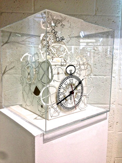 White cog collection