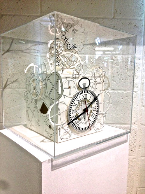 Paper Clock work Collection