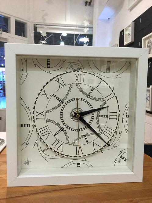 Doodle Clock Original