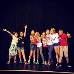 Theatre builds friendships