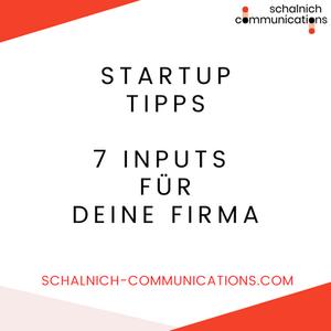 Tipps für Firmen