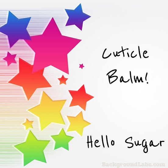 Cuticle Balm